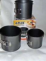 Набор разъемных форм для пасок 3 шт A-Plus