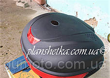 Кофр для скутера мотоцыкла TVR на два шлема, фото 3