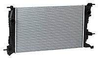 Радиатор охлаждения Renault Megane 1.2/1.4/1.5 (08-) АКПП/МКПП