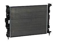 Радиатор охлаждения Renault Megane 1.4/1.5/1.6/1.9/2.0 (02-) МКПП