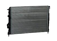 Радиатор охлаждения Renault Megane I (98-) A/C 1.4i/1.6i/2.0i/1.9dTi