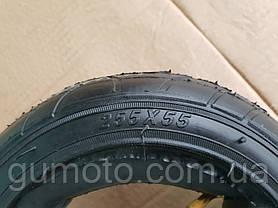 Резина 10 255*55 для детского велосипеда / коляски с камерой, фото 2