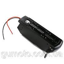 Аккумулятор для велосипеда Li-ion 48V 17,5 AH 18650 + зарядка, фото 2