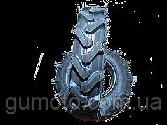 Резина на мотоблок 5.00-12 c камерой усилена 10 pr (R1) Quality насечка