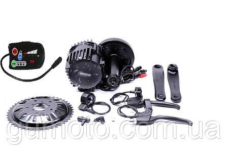 Электромотор Bafang BBS02 48V 1000W дисплей C 790 электрический комплект для велосипедов, фото 2