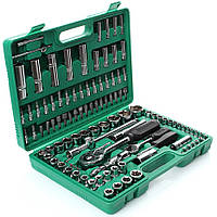 Набор инструментов ключей TAGRED TA200 108 элементов (набір інструментів ключів 108 елементів)