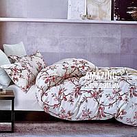 Постельное белье Сатин   Постільна білизна   Комплект постельного белья. Евро размер.