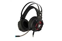 Наушники для геймеров с микрофоном, наушники для компьютера Fantech Captain 7.1 HG11