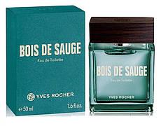 Туалетная Вода Bois de Sauge Yves Rocher