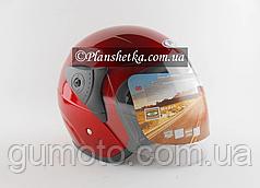 Шлем для мотоцикла Hel-Met FXW 200 (красный цвет)