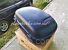 Мото кофр черный на два шлема Pegma (Корея), фото 2