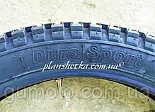 Покрышка на мопед 3.00-18 Dura Sport (Индия) RALCO, фото 3