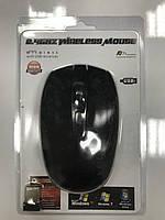 Беспроводная мышь Smart 606 Black / мышь компьютерная беспроводная