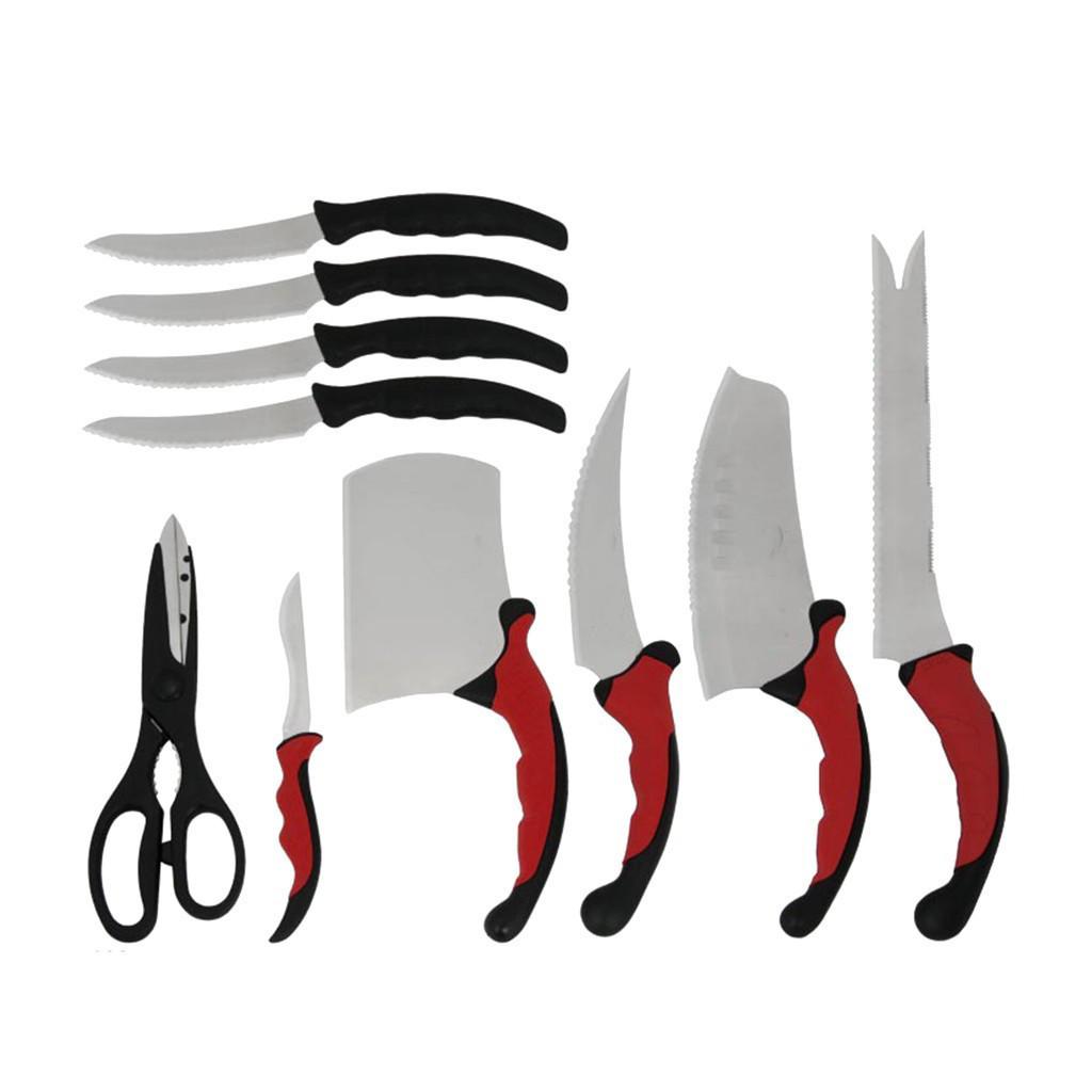Чудовий набір кухонних ножів Contour Pro Knives (Контр Про)