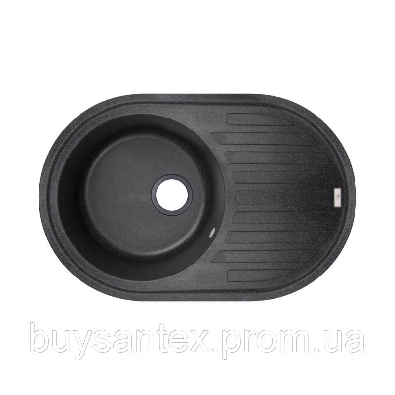 Кухонная мойка GF 780x500/200 BLA-03 (GFBLA03780500200)