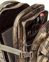 Тактический военный рюкзак Hinterhölt Jäger (Хинтерхёльт Ягер) 40 л Милитари
