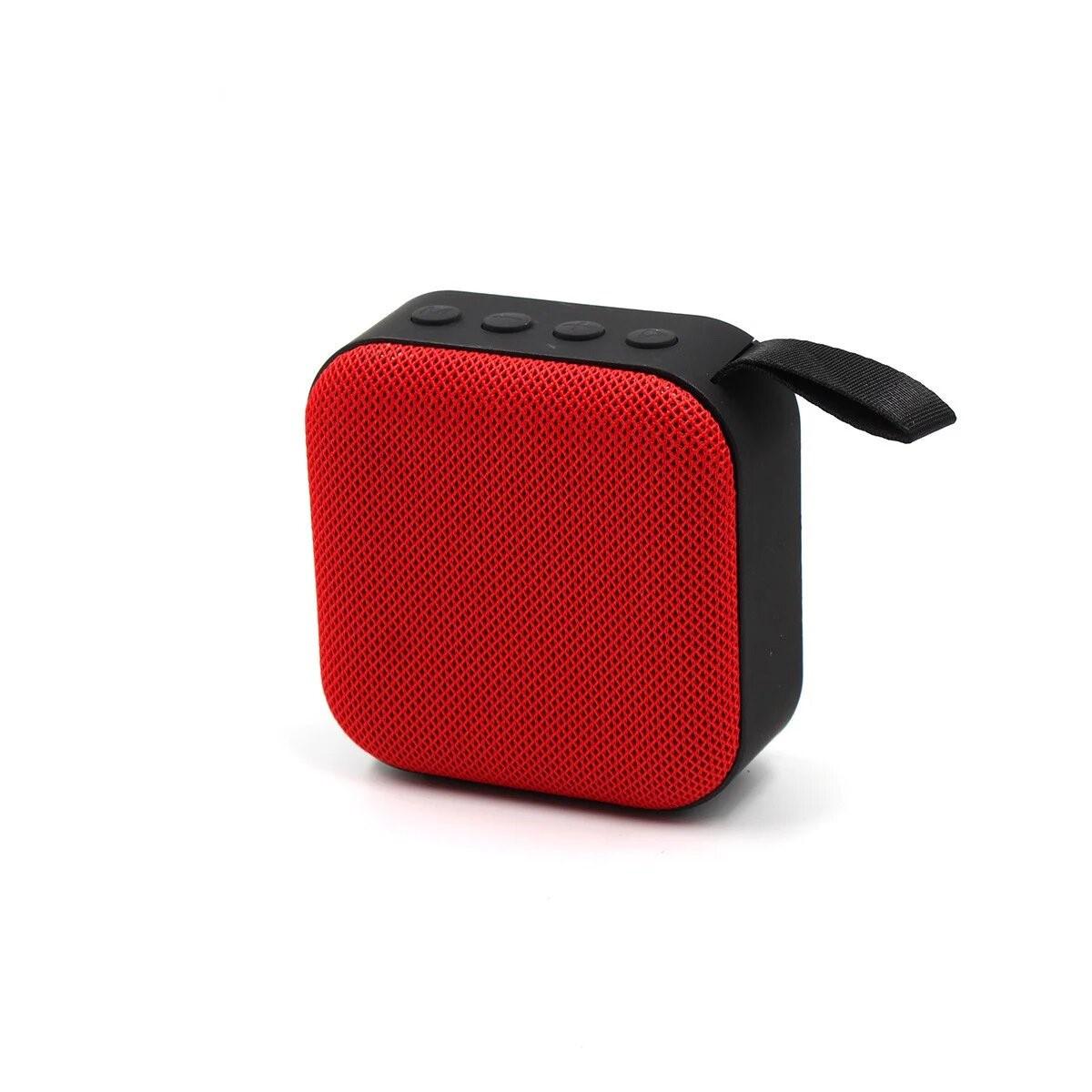 Портативная Bluetooth колонка Ubl T5 Красная