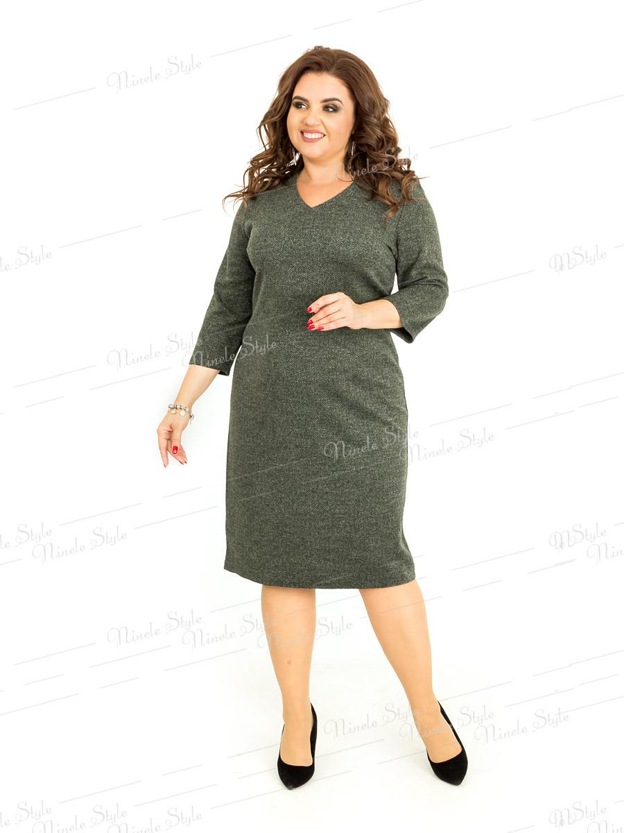 Платье женское деловое повседневное 393-1 54