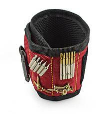 Магнитный браслет для строительных инструментов Nail Master, фото 2