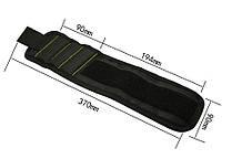 Магнитный браслет для строительных инструментов Nail Master- Новинка, фото 3