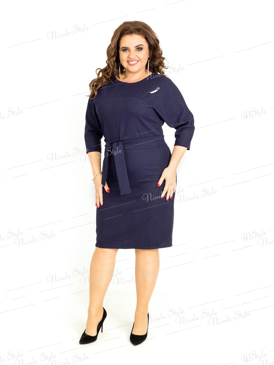 Деловое женское платье 400-1 54