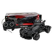 Машинка на радиоуправлении Бэтмобиль. Batmobile 4WD. Полноприводный РУ автомобиль 210*135*75 мм