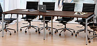 Стол для переговоров Loft Design Q270 Венге Корсика (0047-1)