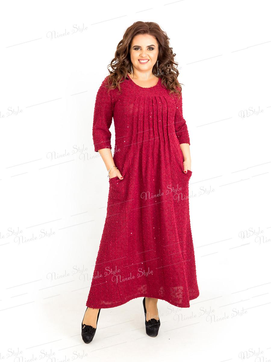Нарядное  женское платье 387 54