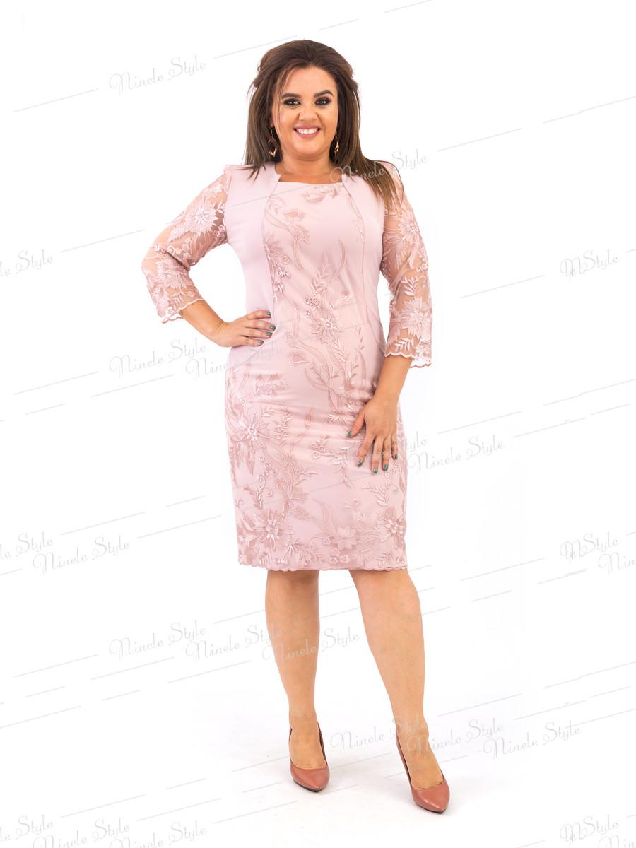 Нарядное женское платье 385 54