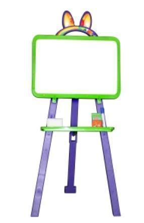 Мольберт для рисования (желто-фиолетовый) 013777/4 Doloni (TC29905)