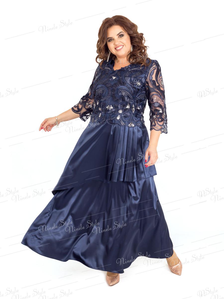 Вечернее женское платье 390 54