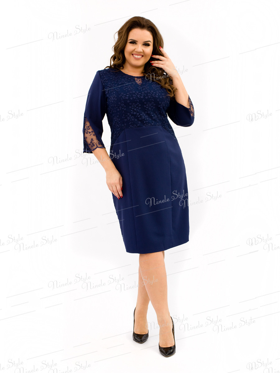 Платье женское модель 328 54