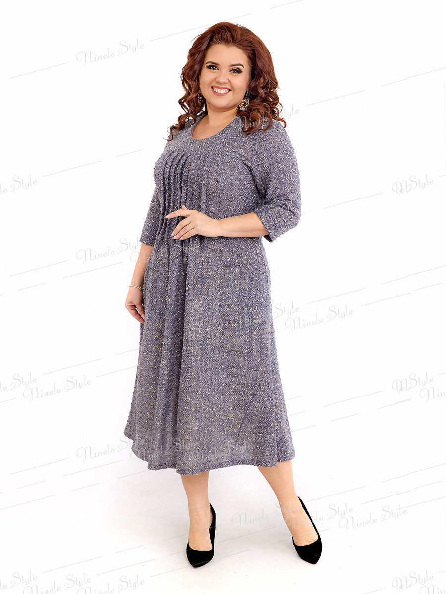 Платье женское миди 404-3 54