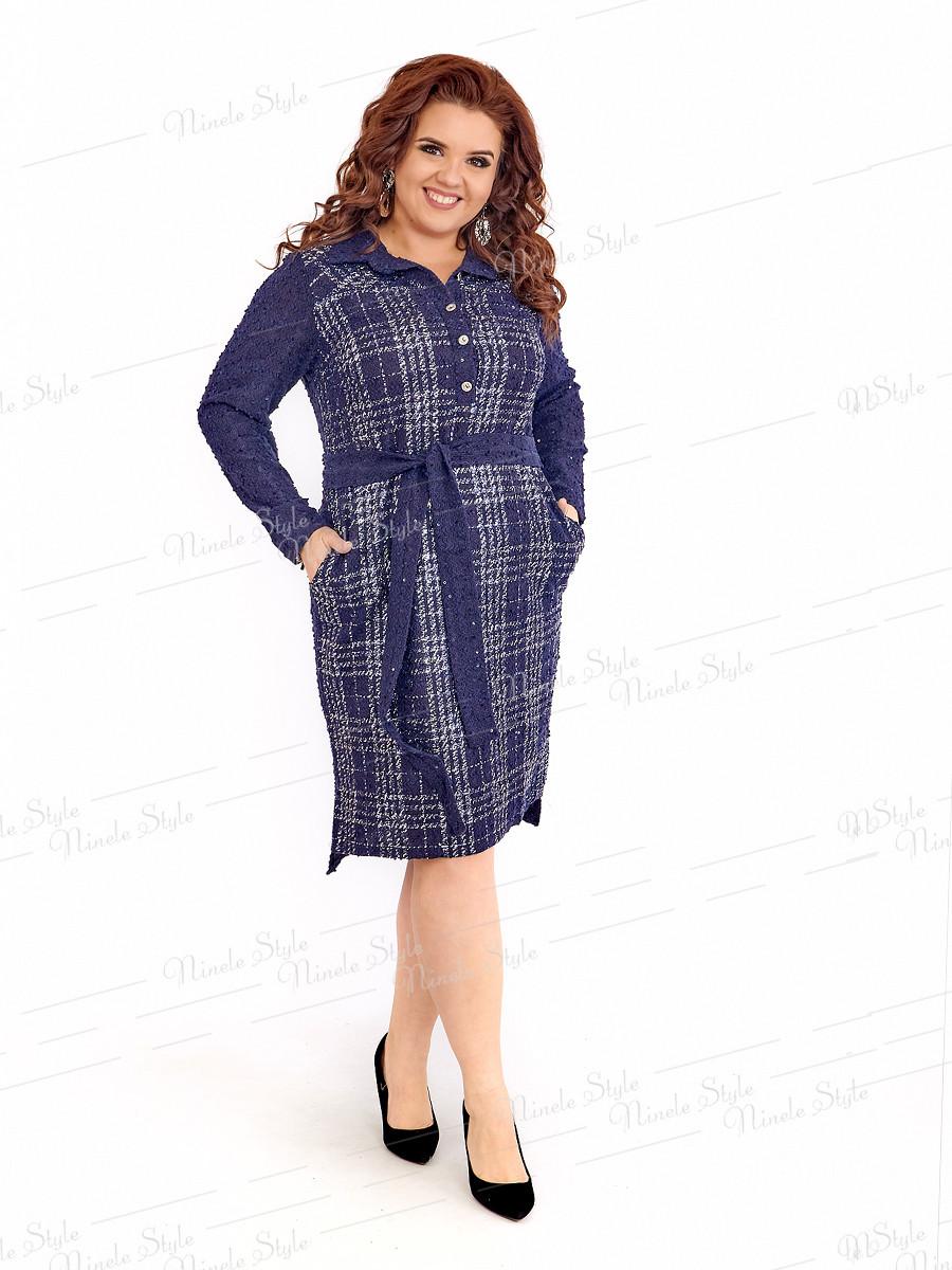 Платье-рубашка женское 245 54