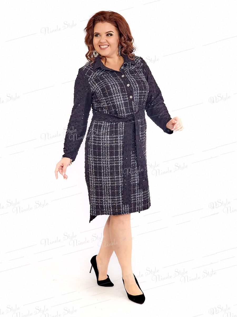 Платье-рубашка женское 245-2 54