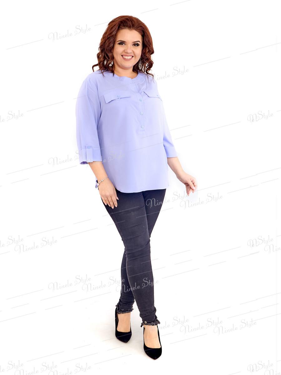 Блузка женская 416-1 52