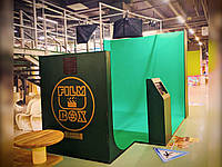 Автономный комплекс для съемки видео и фото Film-U-Box в ареду