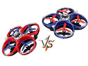 Квадрокоптер/ Игрушка квадрокоптер / Бой квадрокоптеров WiFi Cheerson Air Dominator для iOS