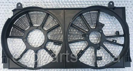 Дифузор вентиляторів Nissan Leaf, фото 2