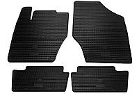 Резиновые автомобильные коврики в салон CITROEN DS4 2011 ситроен дс4 Stingray