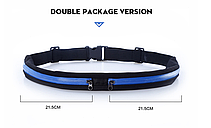 Спортивный пояс Go Runner's Pocket Belt- Новинка, фото 2