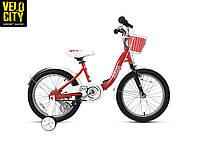 "Велосипед детский RoyalBaby Chipmunk MM Girls 18"", фото 1"