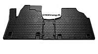 Резиновые автомобильные коврики в салон CITROEN Jumpy 1995 ситроен джампи Stingray