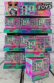"""Игровой набор серии Tuny Toys"""" - КРОШКИ 565796 L.O.LSurprise"""