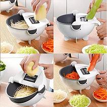 Многофункциональная овощерезка Wet Basket Vegetable Cutter, фото 2