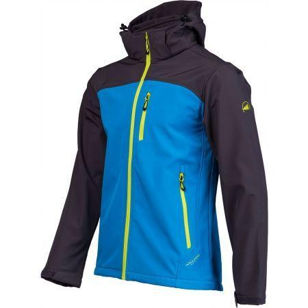 Куртка софтшелова чол Willard MATEAS, Softshell 8000/3000 (Чехія)