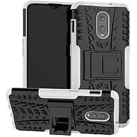 Чехол Armor Case для OnePlus 6T / 7 White, фото 1