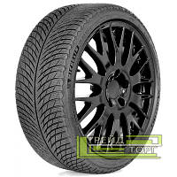 Зимняя шина Michelin Pilot Alpin 5 225/55 R18 102V XL