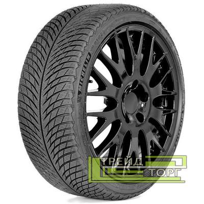 Зимняя шина Michelin Pilot Alpin 5 245/55 R17 102V