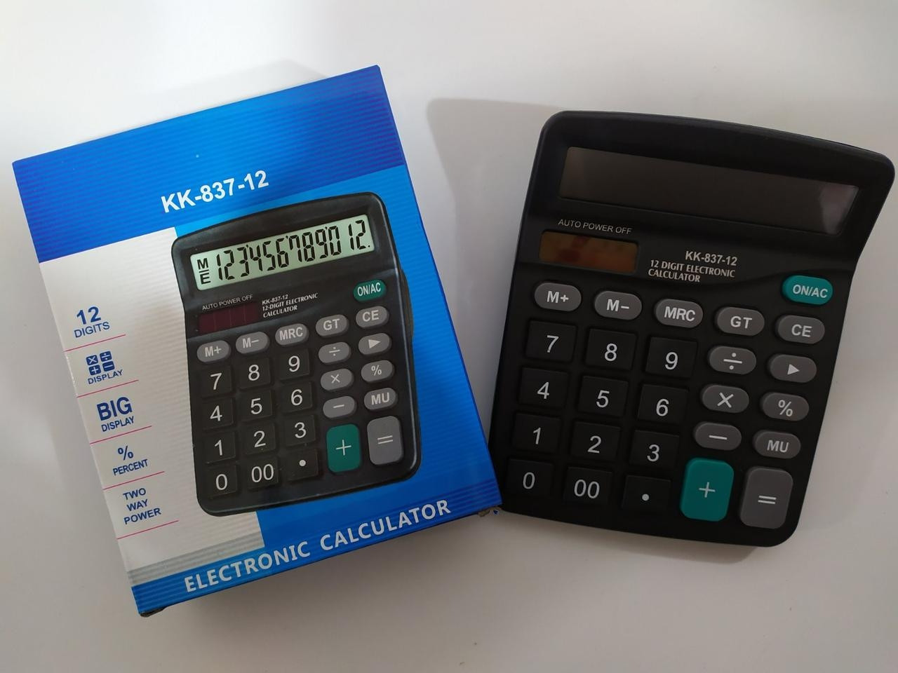 "Калькулятор ""EATES"" DC-837"